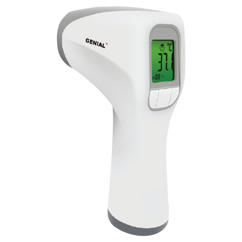 【日進医療器】 非接触型温度計 T81