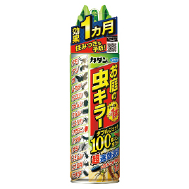 カダン お庭の虫キラーダブルジェット 480ml