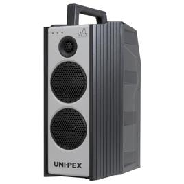 【ユニペックス】防滴形ハイパワーワイヤレスアンプ
