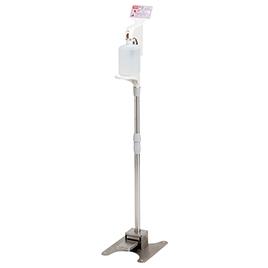 【サラヤ】足踏み式ディスペンサー HC-8000