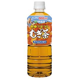 【伊藤園】健康ミネラルむぎ茶(600ml×24本)