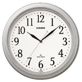 【カシオ計算機】 電波掛時計 IQ−1005J−8JF