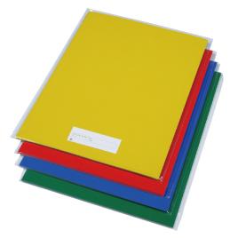 カラー工作用紙 特色 B2判(5枚入)